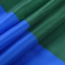 Rainbow Unisex Fiber Flag With USA Stars