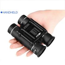 Mini Handheld Telescope Outdoor Folding Binoculars Waterproof Spotting Scope Powerful Binocular Night Vision Hunting Telescopes
