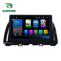 Octa Core 1024*600 Android 8.1 Car DVD GPS Navigation Player Deckless Car Stereo for Mazda CX5 2015 2017 Radio Headunit wifi