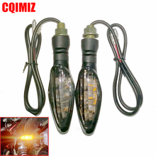 1 Pair Spirit Beast Motorcycle Modified Turning Signals Light Super Bright Waterproof LED Steering For Sale
