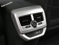 Seçim Için 2 Model! daha Moda 3008GT Peugeot 3008 Için 2017 2018 Arka Kol Dayama Kutusu Klima AC Havalandırma Outlet Kapak Trim