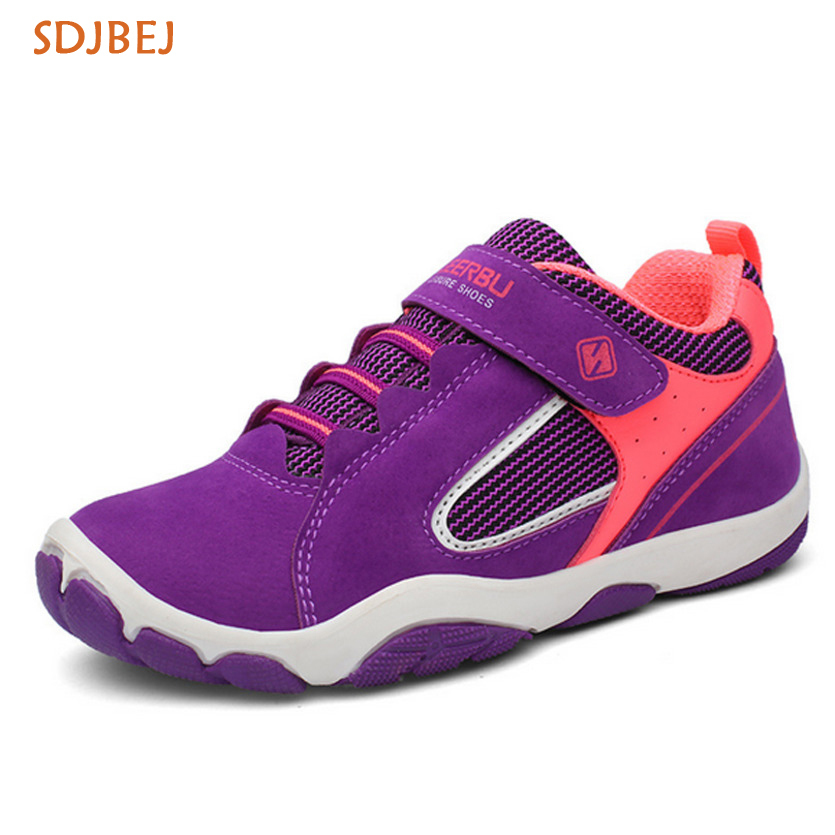 2018 New Spring Autumn Kids Shoes School Boys Sports Running Shoes Comfortable Cartoon Kids Girls Boys Sneakers Footwear