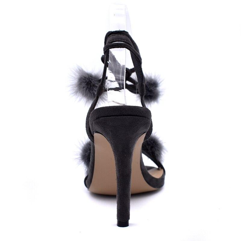 Hohe Womans Mujer Größe 34 Zapatos Black Schuhe Grundlegende Super De Mode 42 Casual Ly917 Flock Frauen Anmairon q1PRT