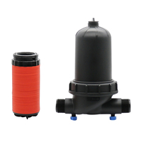 1.25,1.5,2 Water Filter Laminations Filter Garden Hose Drip Irrigation Fittings 120 Mesh Garden Watering Sprayer Tools 1 Pc