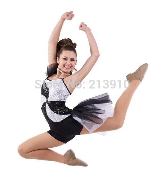 ヾ(^▽^)ノAlta calidad chica Jazz lentejuelas, trajes de la etapa ...