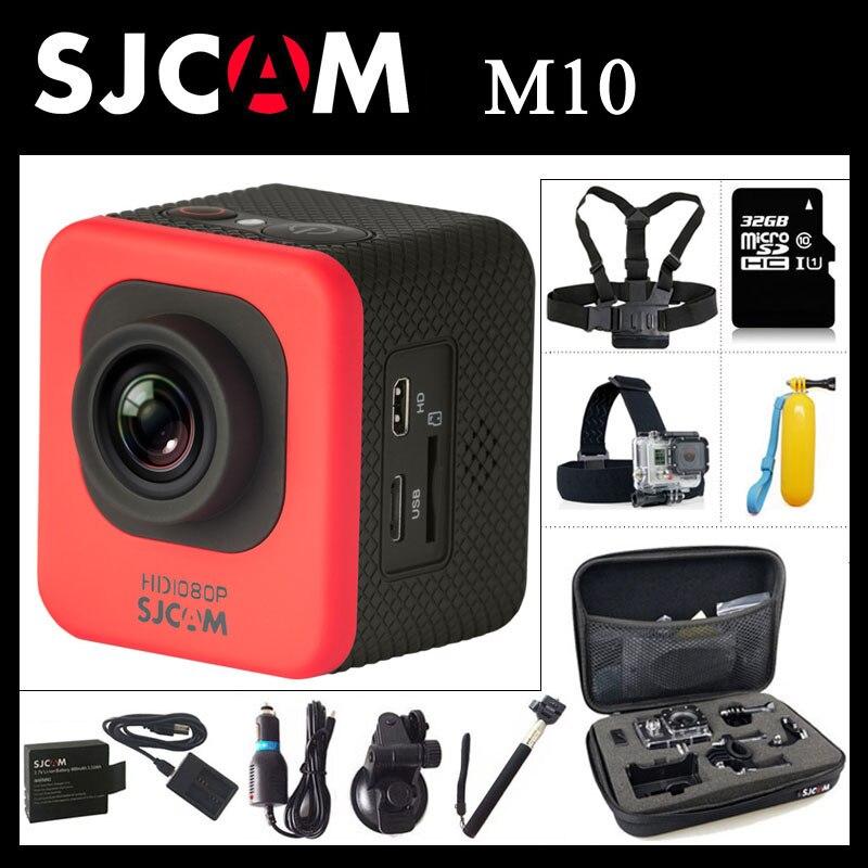 Original SJCAM M10 Action Camera HD 1080P Sports DV 1 5 LCD 12MP CMOS Mini Camcorder