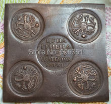 FREE SHIPPING wholesale 1727 russian copper coins copy