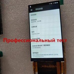 Image 2 - 5.0 אינץ עבור רטקס להרשים מזל NFC smartphone גרסה תצוגת lcd מסך Digitizer עצרת החלפת טלפון סלולרי