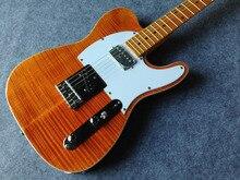 1951 FD classics type TL electric guitar flamed ample top