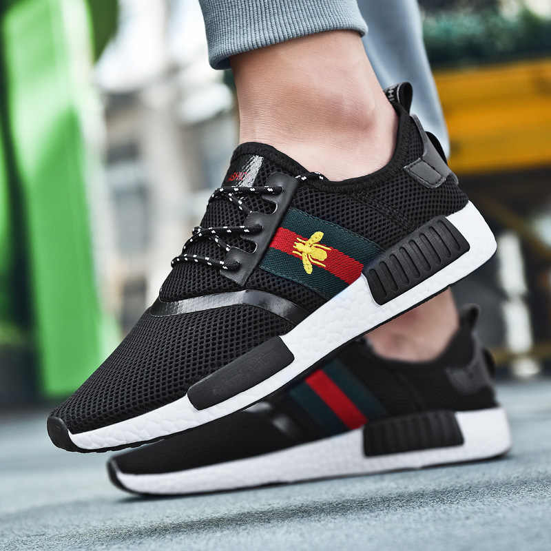 cd2aab38658a2 Human Race Running Men Shoes pharrell williams Hu trail Cream Core Black  nerd Equality holi trainers