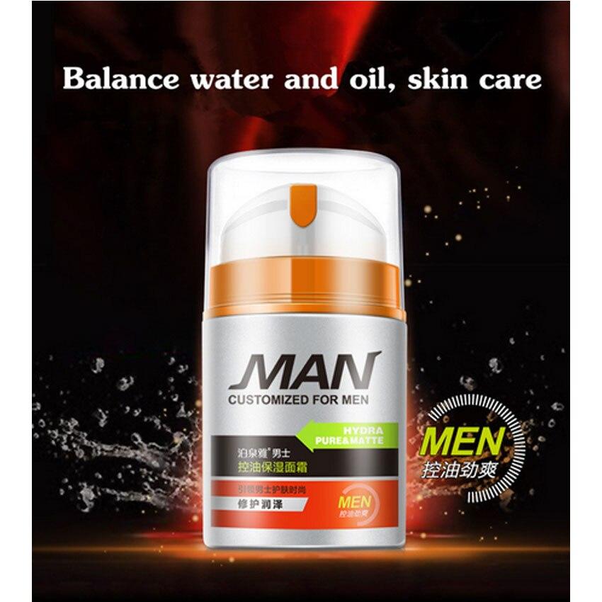 Anti-aging Männlichen Tiefe Feuchtigkeitsspendende Öl-control Face Creme Feuchtigkeitsspendende Anti Falten Bleaching Tag Creme Hautpflege Für Männer 50g Schönheit & Gesundheit Peelings & Körperbehandlungen