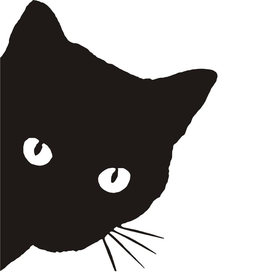 Cat Face Sticker App