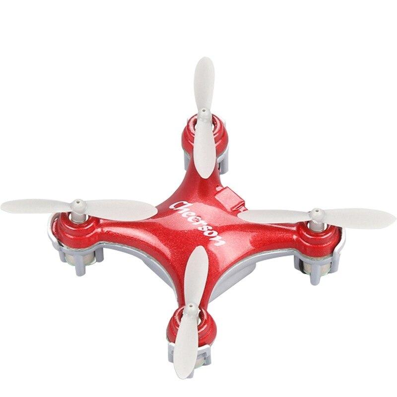 Cheerson Cx-10se Mini Drone Colorful Quadcopter Rc Helicopter Nano Drons Remote Control Toys For Children Copter Vs Cx10 Cx-10w