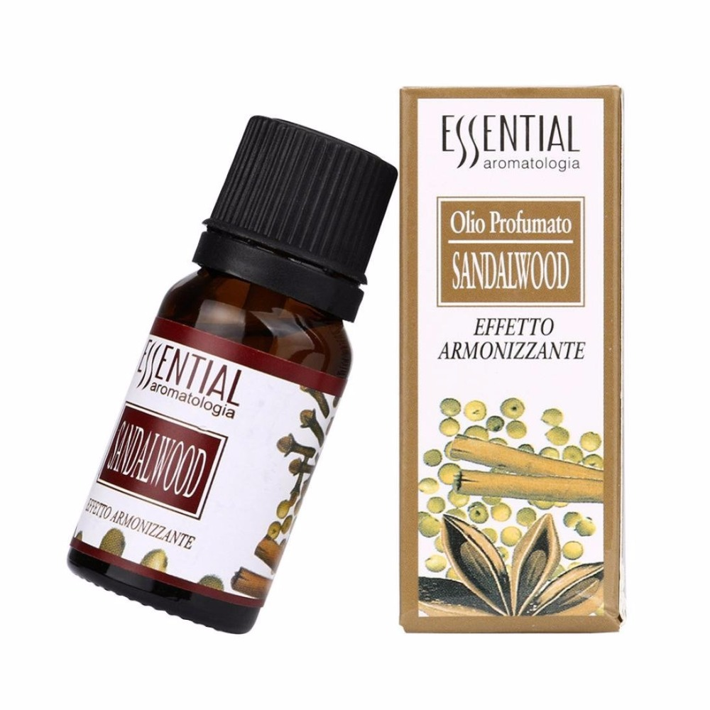 Aroma diffuser Essential Oils 10ml Aromatherapy 100% Pure & Natural Pure  Sandalwood Oil Bulk