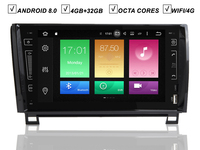 9''IPS Full Touch Car Android 8.0 DVD GPS Player for TOYOTA Tundra Sequoia Multimedia Raido Vehicle Navigation BT Wifi TMPS OBD