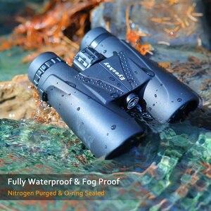 Image 4 - Jacht Verrekijker 8X42 Eyeskey Verrekijker Waterdicht Telescoop Bak4 Prisma Camping Jacht Scopes Met Neck Strap Antislip