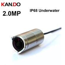 M2C2450 1-200 м подводная камера 0.0001Lux@F1.2 170 градусов Инспекционная камера эндоскопа камера HD-TVI, CVI, AHD