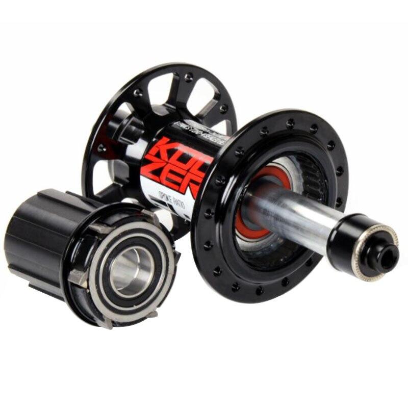 KOOZER RS390 Road Bike Hubs 100//130mm Bearing Hub 20//24 Hole 11 Speed 2:1 Spoke