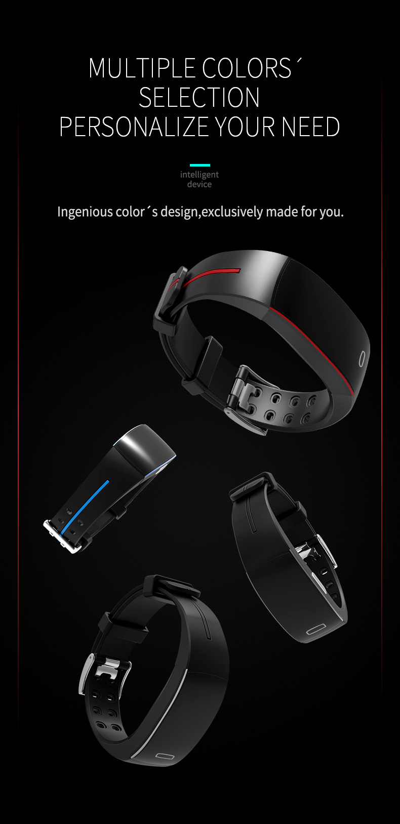 Professional Sport Smart Bracelet 14