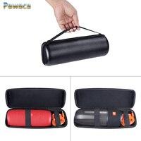 Organizzare viaggi Carry Protettiva Speaker Box Copertura Della Cassa Del Sacchetto Per JBL Pulse 3 Pulse3 Carica 3 Speaker-Misura per il Caricatore & Cavo