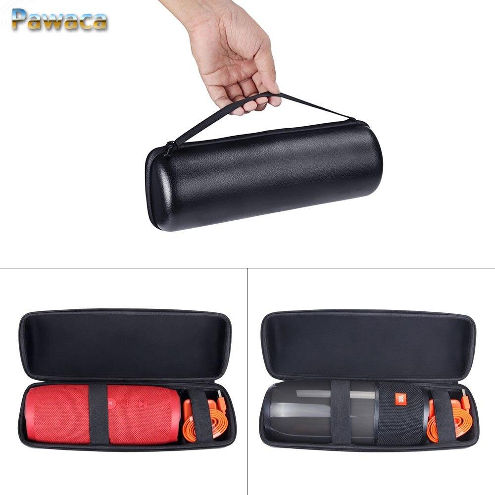 Voyage Organiser Carry Protection Haut-Parleur Box Cover Housse Sac Pour JBL  Pulse 3 Pulse3 Charge 3 Haut-Parleur-Adapte pour Chargeur et Câble 159c8a5b54c