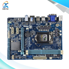 Gigabyte GA-B75M-D2V Original Used Desktop Материнских Плат B75M-D2V B75 LGA 1155 DDR3 i3 i5 i7 16 Г Micro-ATX