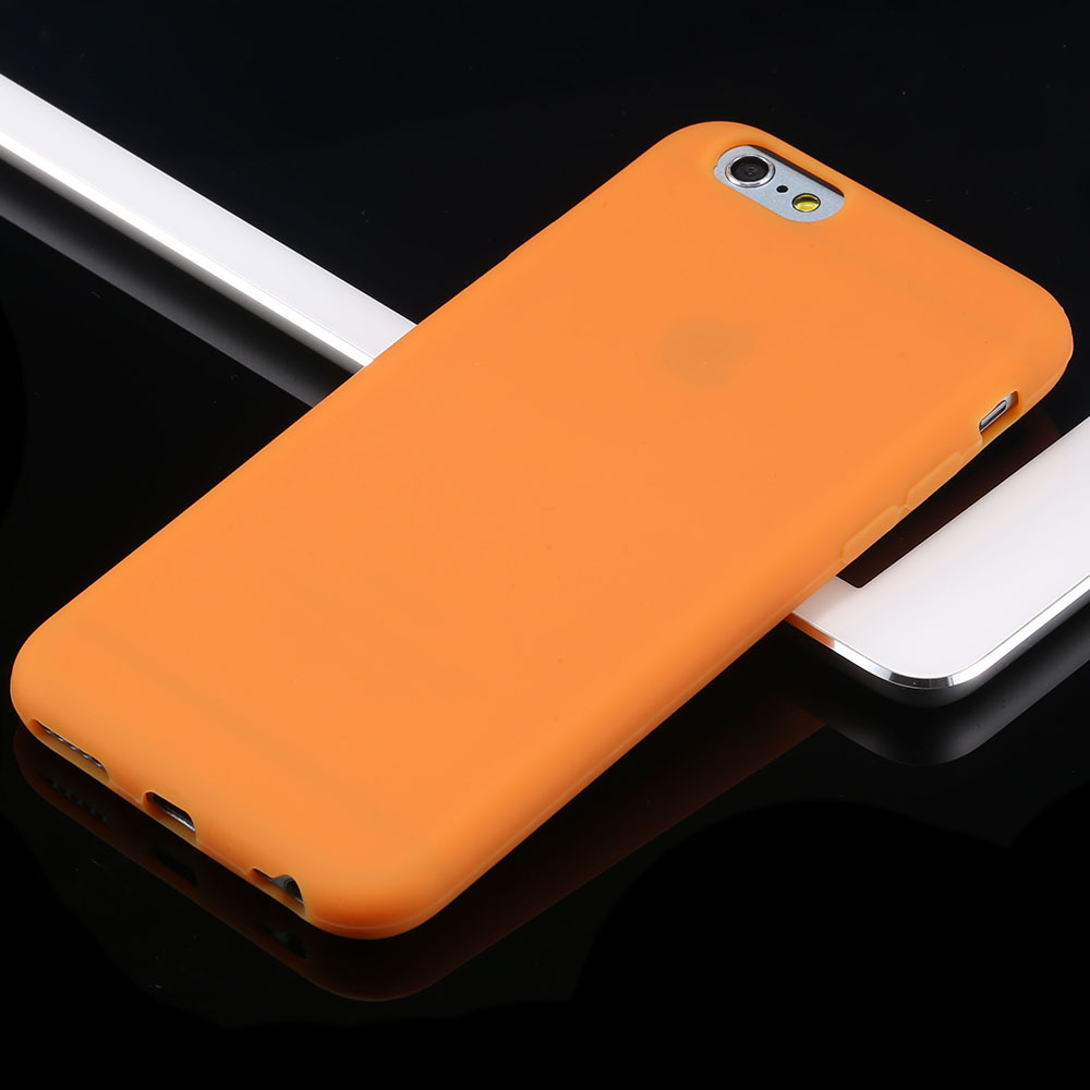 Orange Iphone  S