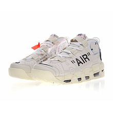 d44bc4e105f9 Original New Arrival Authentic Supreme x Nike Air More Uptempo Men s  Basketball Shoes Sport Sneakers Good