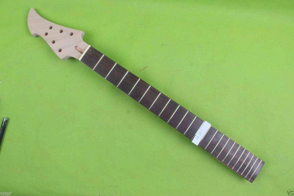24.75 pouce DIY guitare électrique En Acajou touche palissandre Poupée Spéciale 22 frette #1807