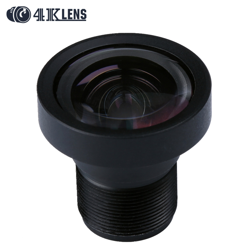 4K LENS 3.65MM Drone Lens 1/2.3 16MP M12 Non Distortion 94Degree for DJI Phantom 4/3 Typhoon H Drones Modified Newly Coming 3 8mm lens 1 2 3 sensor 12megapixel s mount low distortion for dji phantom 3 aerial gopro 4 camera drones