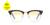 2017 Óculos de Leitura + 1.0 a + 3.5, clube rua das mulheres Dos Homens óculos com lente G15 sunreader readering qualidade atacado leitor 844