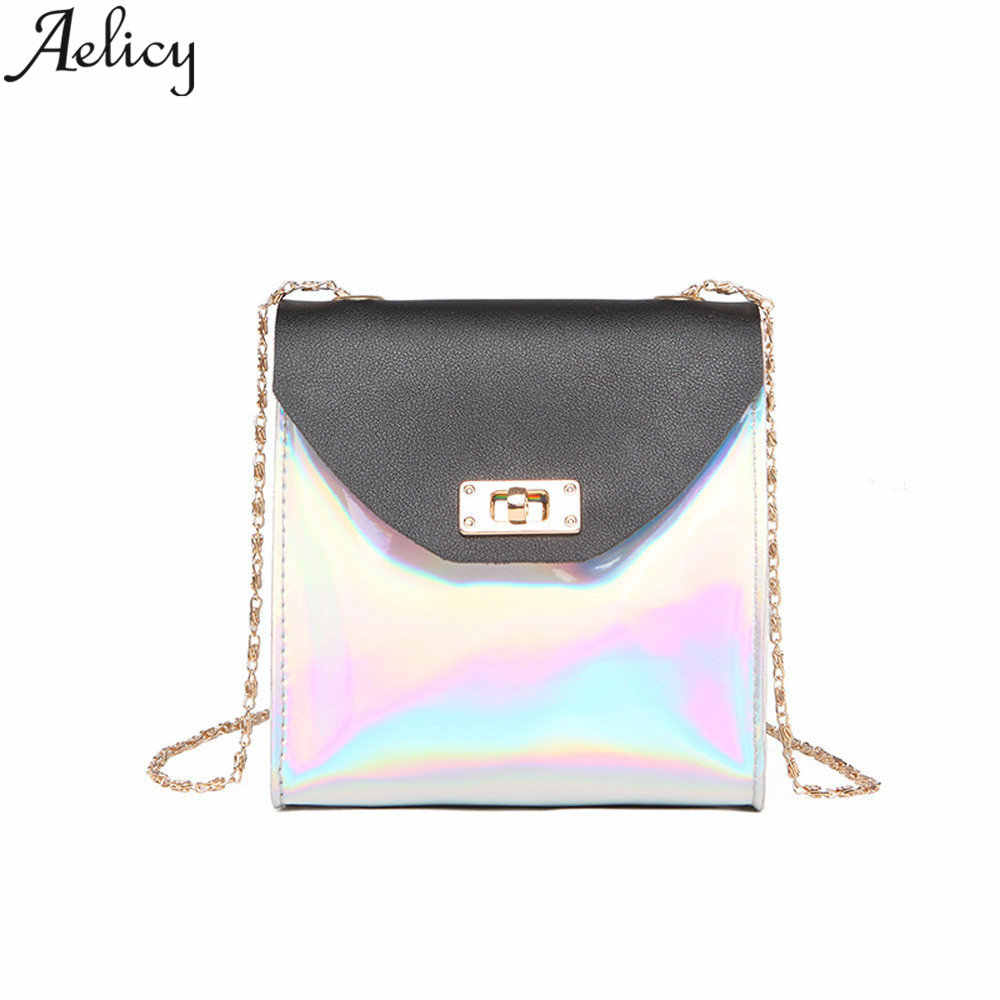 Aelicy 2018 Small Chain Shoulder Bags for Women Leather Handbag Women Messenger  Bags PU Shoulder Crossbody 5492a9dc5fe57