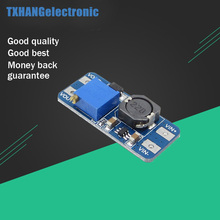 10pcs MT3608 Step Up Power Apply Booster power Module for arduino DC-DC 2V-24V 2A dc dc boost converter