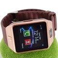 Ips g1 bluetooth smart watch por telefone android whatsapp apoio sim homens mulheres esporte relógio de pulso reloj inteligente pk gv18 gt08