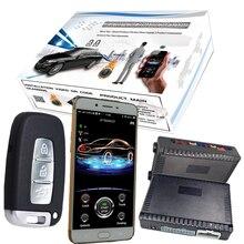 gsm&gps car alarm security system with p