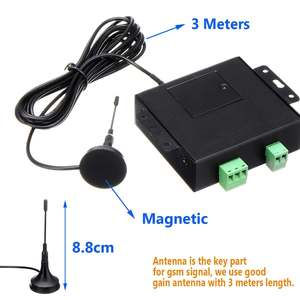Image 5 - RTU5024 GSM Gate Opener Relay Switch Remote Control with Long Antenna Wireless Door Opener Free Call SMS 850/900/1800/1900MHz