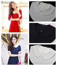 Detachable Fake Collar Women Girl Dickey Blouse Shirt Pan Fashion Collar Tips CYF9057