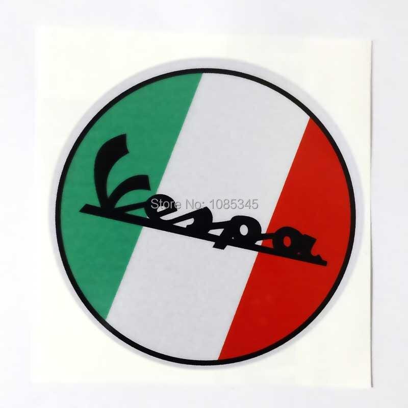 Prix pour Moto Vespa Jdm Autocollant Stickers pour Corps Entier Drôle Autocollant Moto Vw Voiture de Coiffure livraison vélo autocollants sur les voitures