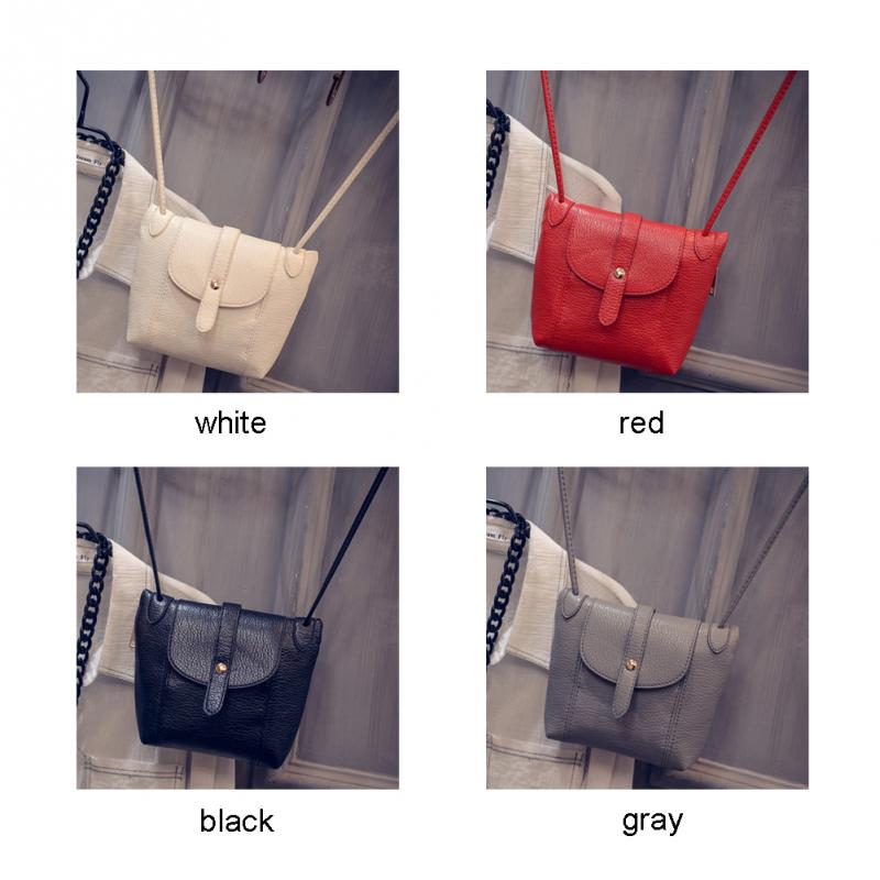 Handbag PU Leather Style Cross body Bag 15