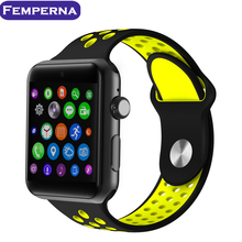 Femperna LF07 plus sport Reloj Inteligente Tarjeta de la Ayuda SIM MTK2502 Notificador Bluetooth SmartWatch Sync Para apple iphone Android Teléfono