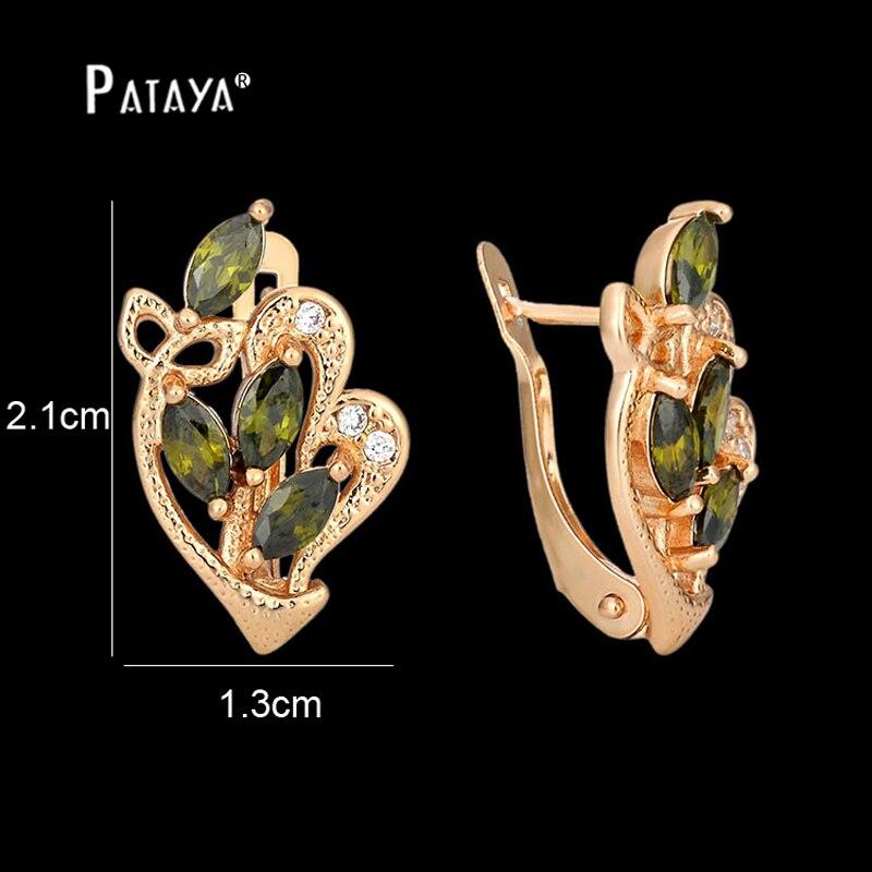 Style Vintage Jewelry Colorful Cubic Zircon Cuivre Plaqué Or Rose Lady Anneaux