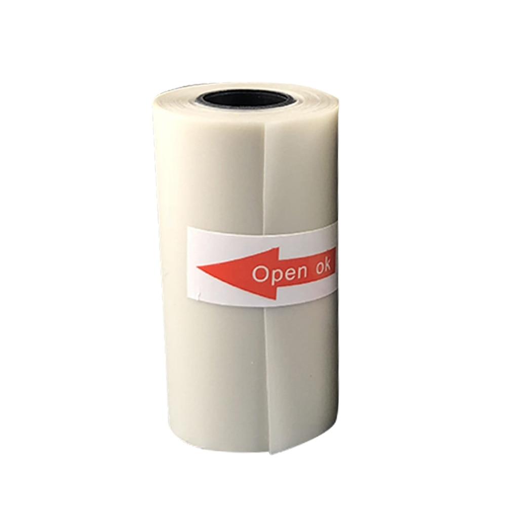 57x30mm Self-adhesive Thermal Sticker Printing Paper for Paperang Printer ADF