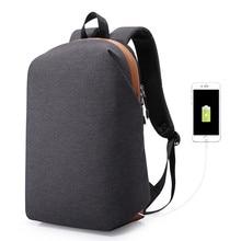 15,6 дюймов рюкзак для ноутбука для мужчин женщин Оксфорд USB зарядка Anti Theft водостойкий рюкзак для путешествий мужской рюкзак Xiaomi школьная сумка