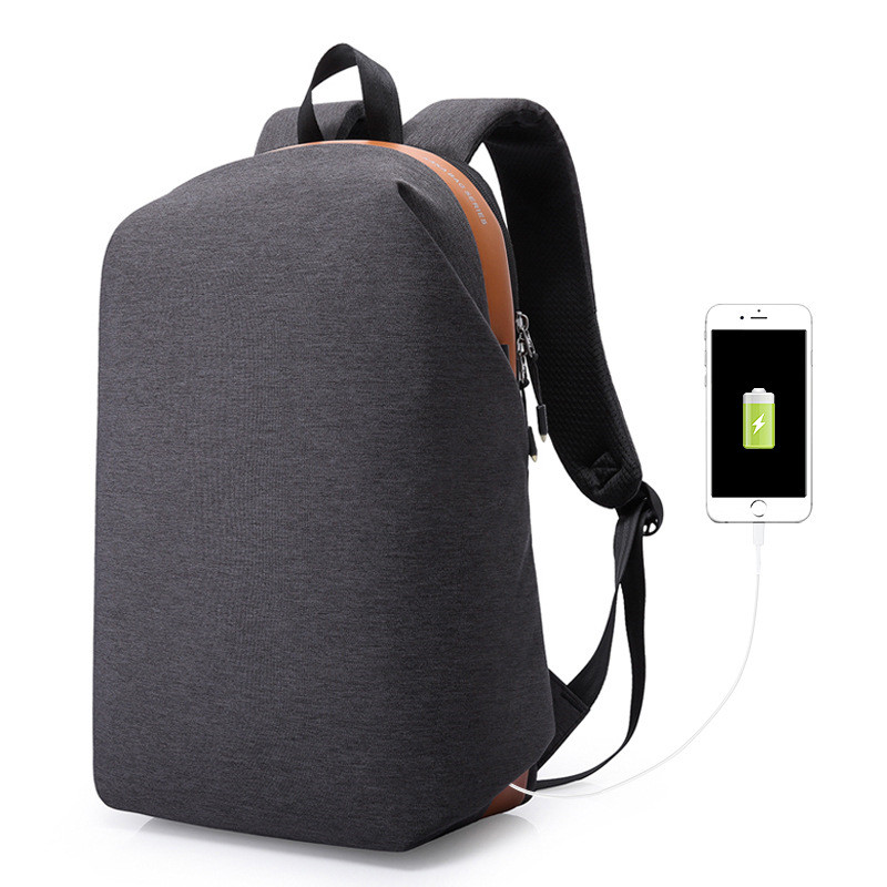Backpack For Men 15.6 Inch Laptop Women Oxford Usb Charging Anti Theft Waterproof Travel Backpack Male Urban Backpack School Bag