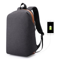 Laptop Backpack For Men Oxford USB Charging Anti Theft Waterproof Travel Backpack For Male Xiaomi Backpack