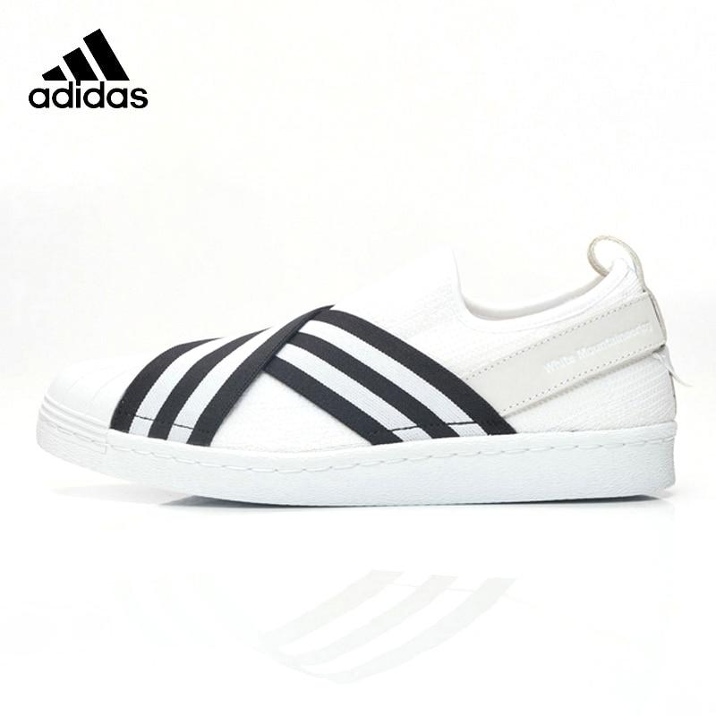 bc6c9c98ca69 Adidas White Mountaineering Superstar Slip on