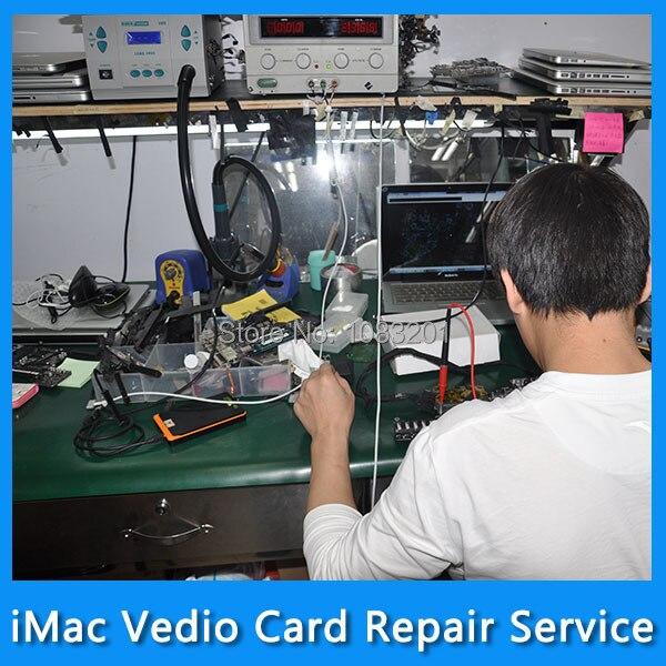 Repair Service for 661-5539 iMac 21.5 A1311 Vedio Card ATI Radeon HD 4670 256MB VGA Card Graphic Card MC508 MC509 Mid 2010 dhl ems free shipping new ati radeon 9550 256mb ddr2 agp 4x 8x video card from factory 50pcs lot