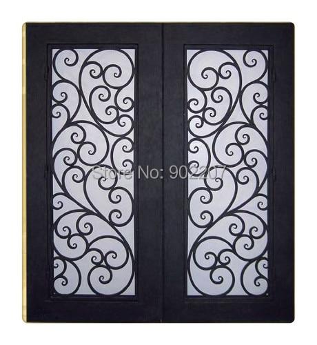 Iron Entrance Door Front Doors