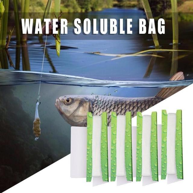 Amazing No.1 PVA Water Soluble Fishing Network Refill Stocking Bait Fishing Accessories cb5feb1b7314637725a2e7: 5mx18mm|5mx25mm|5mx37mm|5mx42mm