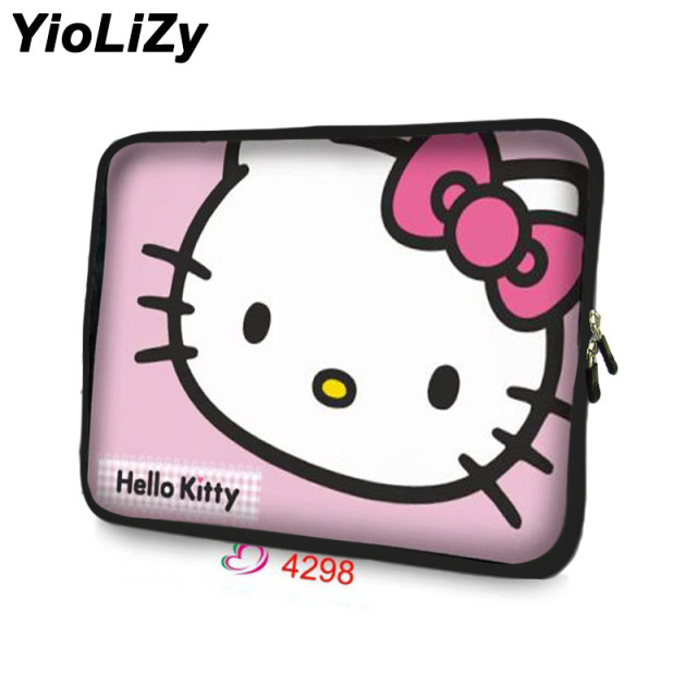 7b37774a08fc hello kitty soft Tablet case 7 sleeve notebook cover 7.9 laptop case mini  protective skin bag for ipad mini TB-4298
